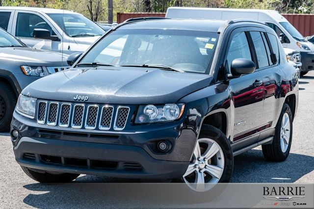2014 JEEP COMPASS Sport/North in Barrie, Ontario