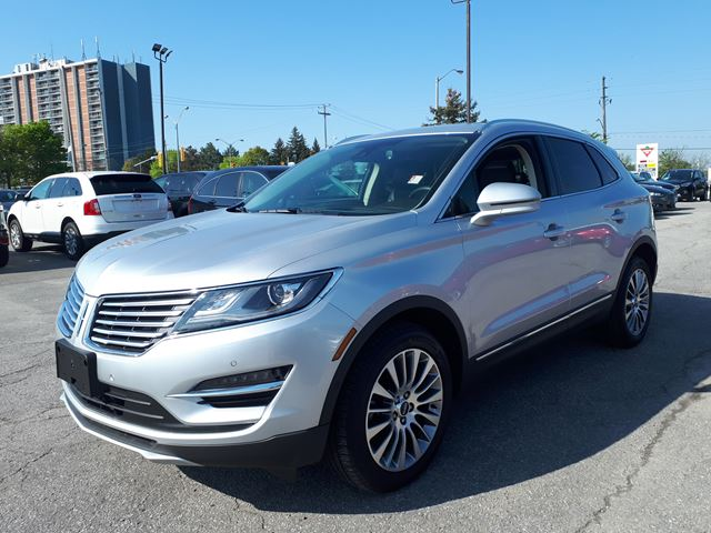 2018 LINCOLN MKC Reserve in Scarborough, Ontario