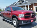 2015 Dodge RAM 1500 Outdoorsman 4x4, V6, Heated Seats/Wheel, Bluetooth, Remote Start,  in Paris, Ontario