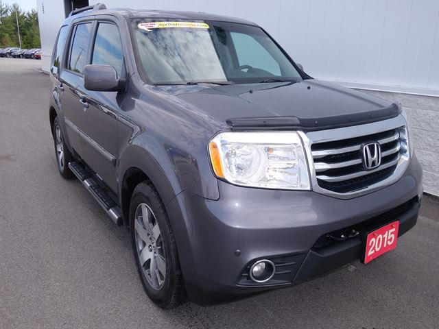 2015 Honda Pilot Touring in North Bay, Ontario