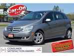 2008 Mercedes-Benz B-Class Turbo SUNROOF HTD SEATS ALLOYS LOW KM in Ottawa, Ontario