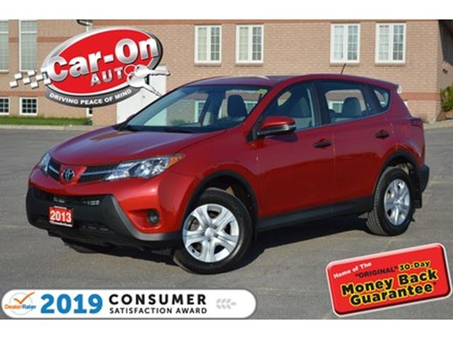 2013 TOYOTA RAV4 AWD CRUISE BLUETOOTH PWR GRP ONLY 40,000 KM in Ottawa, Ontario