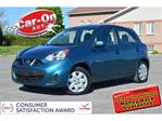 2015 Nissan Micra SV AUTO A/C PWR GRP ONLY 19,000 KM in Ottawa, Ontario