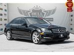 2012 Mercedes-Benz C-Class C350 4MATIC~NAVI~PANOROOF~LEATHER INTERIOR- AWD in Toronto, Ontario