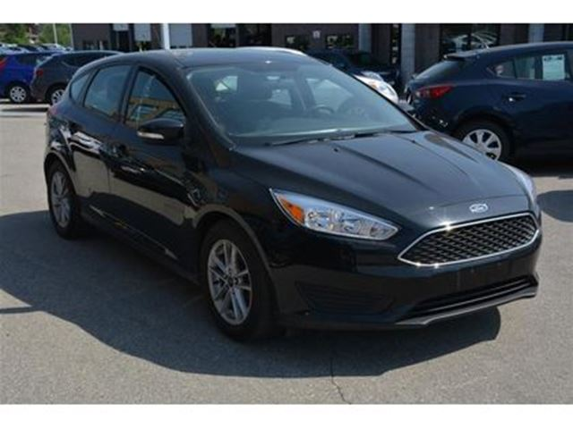 2015 FORD Focus SE/HATCHBACK/CAMERA/BLUETOOTH/HEATED SEATS in Milton, Ontario