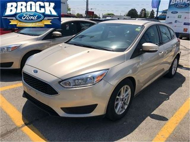 2017 Ford Focus SE in Niagara Falls, Ontario