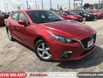 2015 Mazda MAZDA3 Sport GS   ROOF   HEATED SEATS in London, Ontario