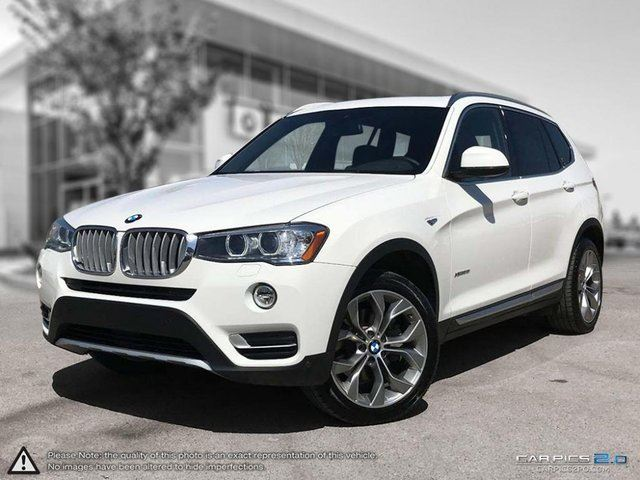 2017 BMW X3 xDrive28i Premium Enhanced! in Winnipeg, Manitoba