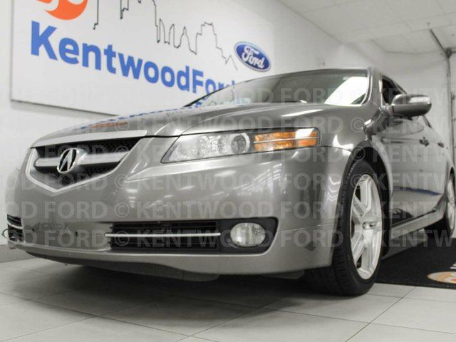 2007 ACURA TL TL, NAV, sunroof, heated power leather seats, and back up cam in Edmonton, Alberta