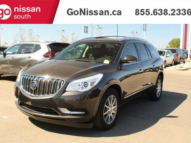 2015 BUICK ENCLAVE LEATHER, AWD, SUNROOF, 7 PASSENGER in Edmonton, Alberta