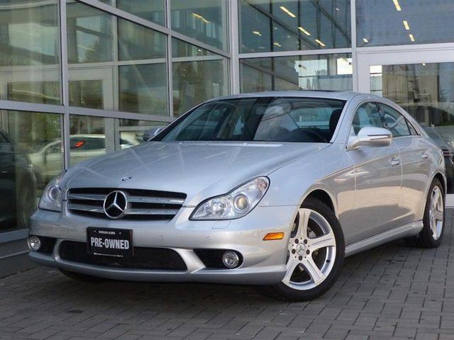 2011 MERCEDES-BENZ CLS-CLASS Base in Vancouver, British Columbia