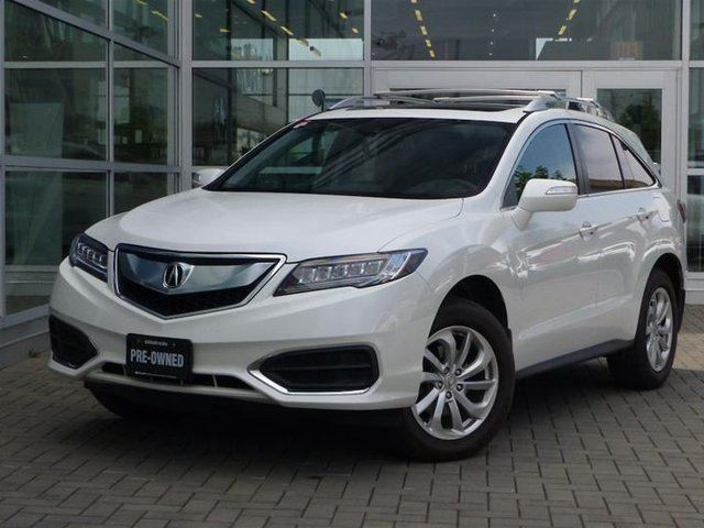 2016 ACURA RDX at in Vancouver, British Columbia