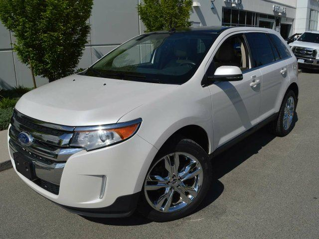 2014 FORD EDGE Limited 4dr All-wheel Drive in Kamloops, British Columbia