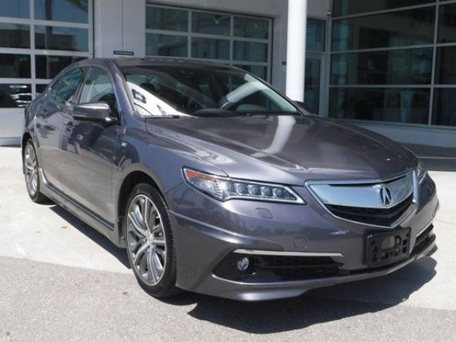 2017 ACURA TLX Elite AWD A-Spec in Coquitlam, British Columbia