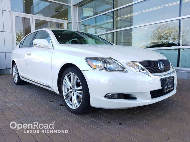 2008 LEXUS GS 450 h           in Richmond, British Columbia