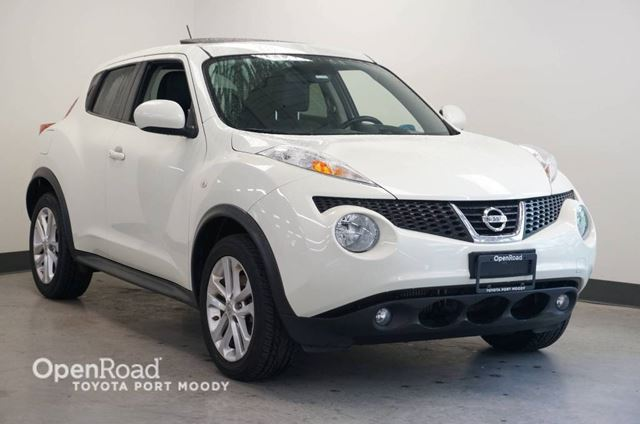 2012 NISSAN JUKE SL  Navi  Bluetooth  A/C in Port Moody, British Columbia