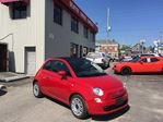 2016 Fiat 500 Pop Convertible/ keyless entry/ Bluetooth in Brockville, Ontario