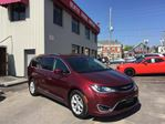 2017 Chrysler Pacifica Touring-L Plus SAFETY GROUP/ DUEL DVD/ LEATHER in Brockville, Ontario