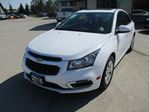 2016 Chevrolet Cruze POWER EQUIPPED 1-LT EDITION 5 PASSENGER 1.4L -  in Bradford, Ontario