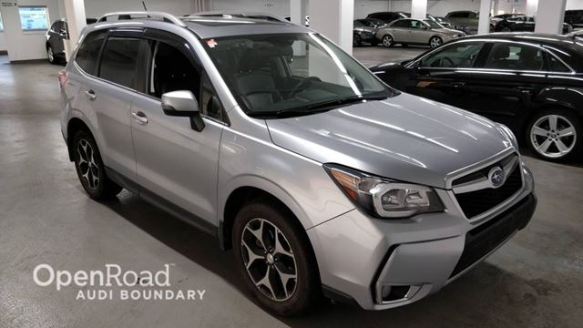 2014 SUBARU FORESTER 5dr Wgn Auto 2.0XT Touring in Vancouver, British Columbia