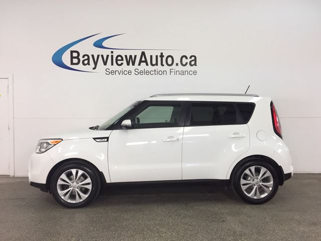 2014 KIA SOUL EX - BLUETOOTH! REV CAM! HTD SEATS! A/C! in Belleville, Ontario