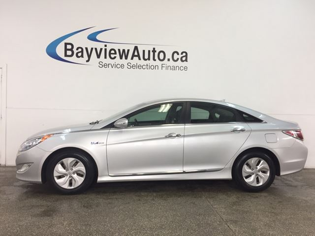 2014 HYUNDAI SONATA Base - ALLOYS! PUSH BTN START! HTD STS! REV CAM! DUAL CLIMATE! in Belleville, Ontario