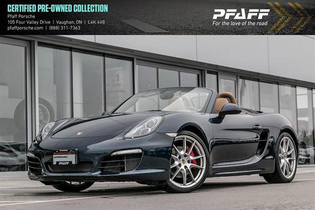 2015 PORSCHE BOXSTER S PDK in Woodbridge, Ontario