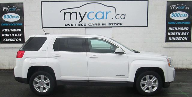 2015 GMC TERRAIN SLE-1 BACK UP CAMERA, BLUETOOTH in North Bay, Ontario