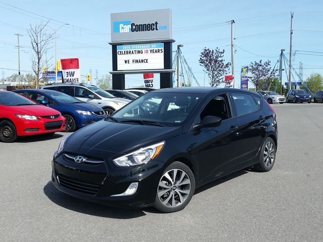 2017 HYUNDAI ACCENT GLS ONLY $19 DOWN $49/WKLY!! in Ottawa, Ontario