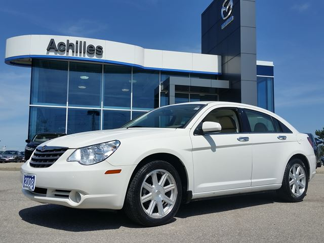 2008 CHRYSLER SEBRING *AS-IS* Limited, Leather, Moonroof in Milton, Ontario