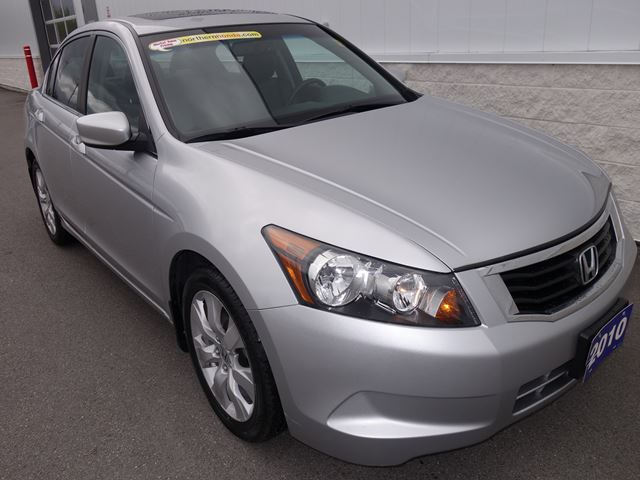 2010 Honda Accord EX-L in North Bay, Ontario