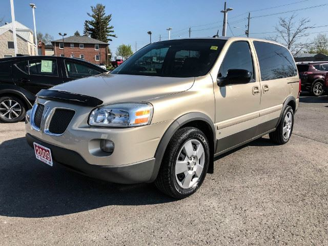2009 PONTIAC MONTANA SV6 w/1SA ONE OWNER+IMMACULATE! in Cobourg, Ontario