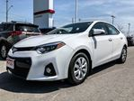 2015 Toyota Corolla   SPORT-NEW TIRES! in Cobourg, Ontario