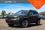 2019 Jeep Cherokee New Car Trailhawk 4x4 Navi Safetytec Backup Cam Blind Spot R-Start 17Alloy in Bolton, Ontario
