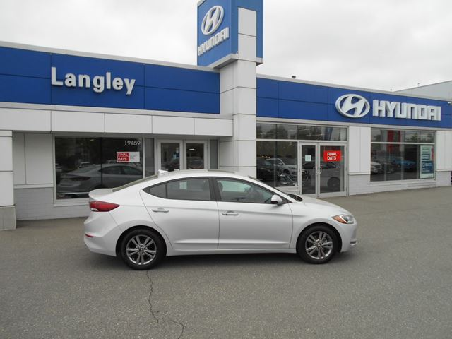 2018 HYUNDAI ELANTRA GL SE in Surrey, British Columbia