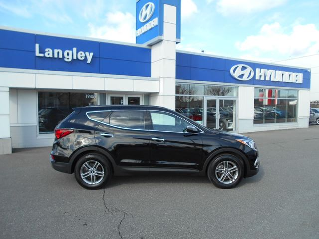 2017 HYUNDAI SANTA FE 2.4 SE in Surrey, British Columbia