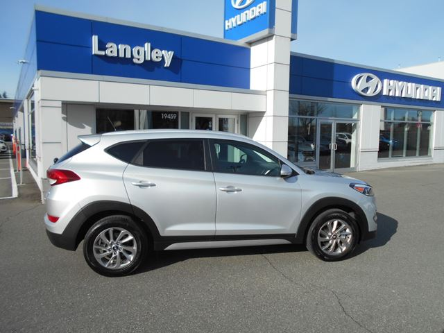 2017 HYUNDAI TUCSON PREMIUM AWD in Surrey, British Columbia