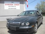 2006 Jaguar X-Type 2006 Jaguar X-TYPE LUXURY EDITION, ONLY 94K, AWD, 12 M WRTY+SAFETY ONLY $6990 in Ottawa, Ontario
