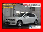2015 Volkswagen Golf Comfortline 1.8 TSI *Cuir,Toit,Camera recul in Saint-Jerome, Quebec