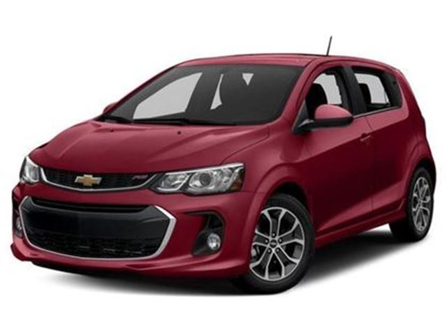 2017 CHEVROLET SONIC LT Auto in Coquitlam, British Columbia