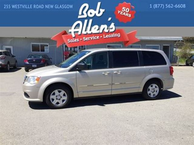 2013 DODGE GRAND CARAVAN SE in New Glasgow, Nova Scotia