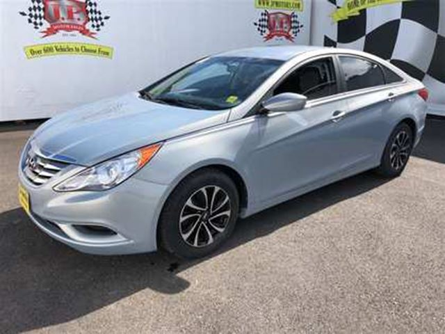 2011 HYUNDAI SONATA GL, Automatic, Heated Seats, Bluetooth, in Burlington, Ontario