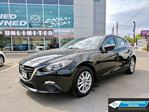 2015 Mazda MAZDA3 Sport GS / HEATED SEATS / REAR CAM / CPO!!! in Toronto, Ontario