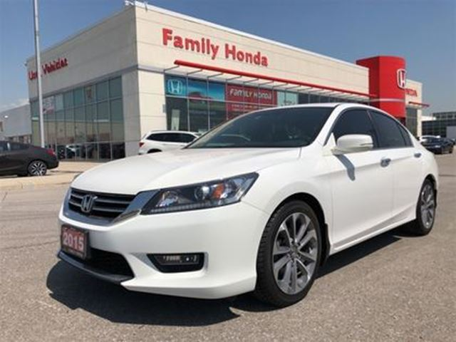 2015 HONDA Accord Sport, WOW GORGEOUS! in Brampton, Ontario
