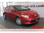 2010 Toyota Corolla LOW MILEAGE CE WITH REMOTE START in London, Ontario