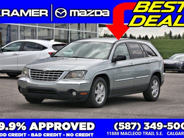 2004 CHRYSLER PACIFICA FWD *WHOLESALE 2 PUBLIC* in Calgary, Alberta