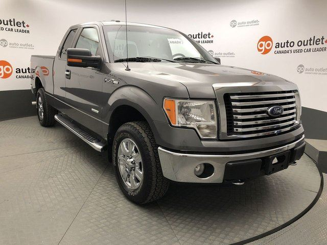 2012 FORD F-150 XLT 4x4 Extended Cab in Red Deer, Alberta