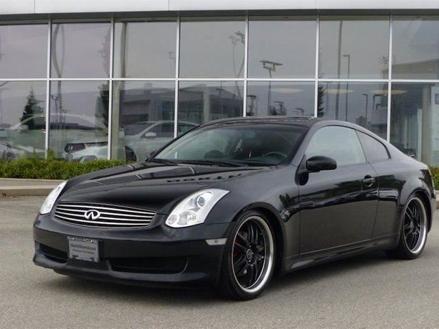 2006 Infiniti G35 Coupe in North Vancouver, British Columbia