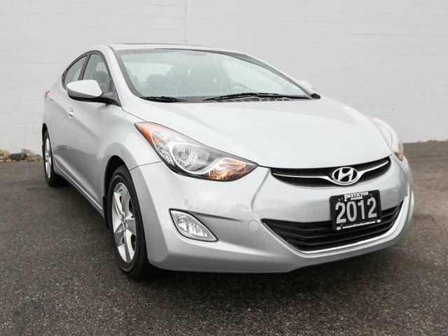 2012 HYUNDAI ELANTRA GLS at in Penticton, British Columbia