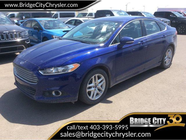 2013 FORD FUSION SE in Lethbridge, Alberta